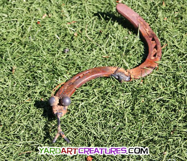 Yard Art Creatures Sho Snake